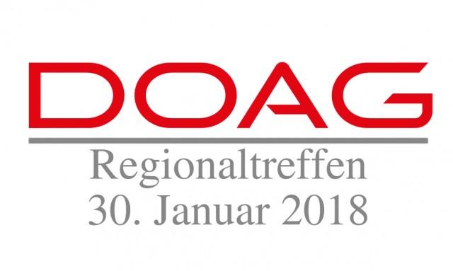 DOAG Regiotreff Rhein-Main 2018