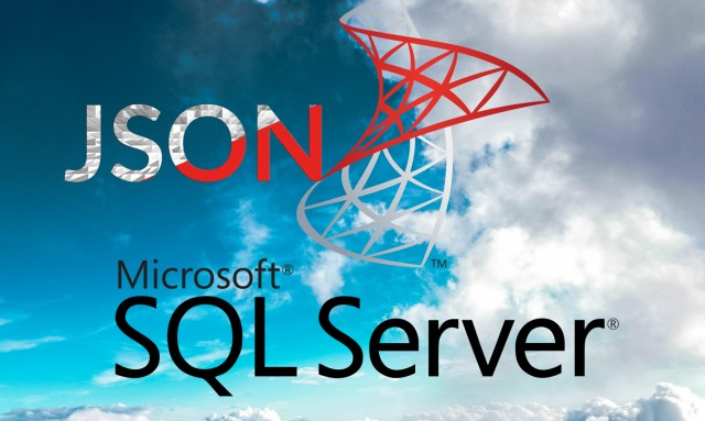 Import von JSON-formatierten Informationen in den Microsoft SQL Server