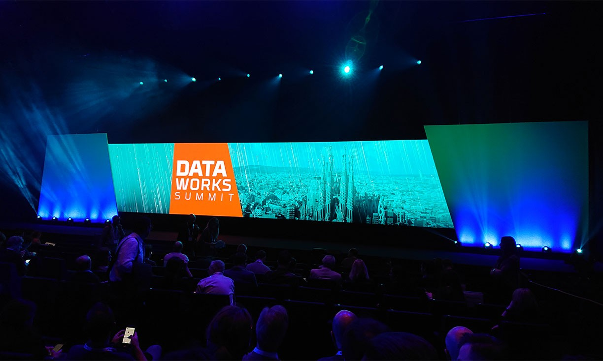 Rückblick: Data Works Summit 2019 in Barcelona